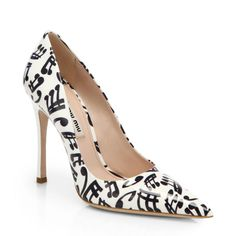 If Chopin Had Been a Girl, He Totally Would've Worn These Shoes