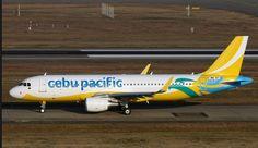 1/200 GeminiJets Cebu Pacific Airbus A320-200s Diecast Model