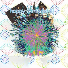 Happy Birthday Cake Happy Birthday Animated Cards To Send To Your Friends Happy Birthday Cake Birthday Messages For Sister, Happy Birthday Images, Birthday Wishes, Birthday Cards, Gud Morning Images, Different Cakes, Celebrations, Birthdays, Collections
