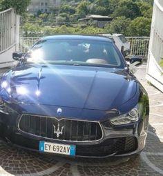 """La nostra """"Luccicante"""" Maserati Ghibli!!!"""