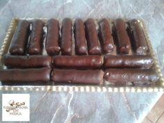 Recepty - Strana 61 z 100 - Vychytávkov Truffles, Sausage, Sweet Treats, Tasty, Sweets, Cake, Ethnic Recipes, Food, Balls