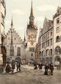Bild:   - München, Altes Rathaus