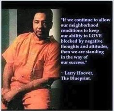 larry hoover book knowledge