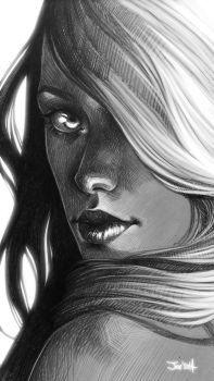 DeviantArt: More Like Joanna by sashajoe