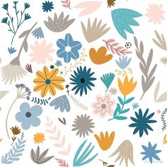 """""""cute pattern small flower colorful flowers"""" by Chris olivier Small Flowers, Colorful Flowers, Framed Prints, Canvas Prints, Art Prints, Ditsy Floral, Cute Pattern, Dresses With Leggings, Wall Tapestry"""