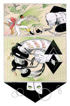 """My Aim is to Be as Appealing as Possible"": An Interview with Michel Fiffe 