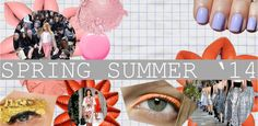 KEEP CALM AND LOOK PRETTY http://keepcalmlookpretty.blogspot.co.uk/2014/02/trend-alert-spring-summer-14.html #fbloggers #bbloggers #tbloggers #lbloggers #sbloggers