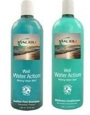 MALIBU Hard Water Wellness Shampoo and Conditioner Combo - each Shampoo For Hard Water, Swimming Hairstyles, Swim Mom, Hair Cleanse, Sulfate Free Shampoo, Let Your Hair Down, Best Shampoos, Big Hair, Short Hair