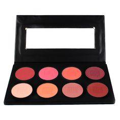 Ben Nye Fashion Rouge Palette | Camera Ready Cosmetics