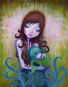 Whimsical Paintings by Jeremiah Ketner | Showcase of Art & Design