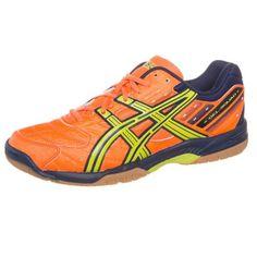 online store ad9b1 c32b4 Asics Gel Squad 2 - Orange Squash Shoes, Court Shoes, Asics, Squad,