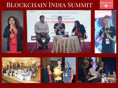 #FintechStorm's Ms. Arifa Khan Welcomes Vitalik Buterin to India to Address the First Ever #BlockChain India Summit in New Delhi 6 Dec 2016