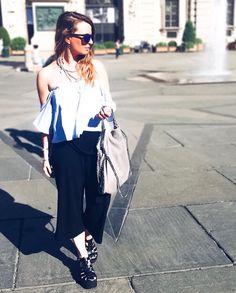 Total look #pullandbear , Bag #stellamccartney #falabella