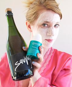 6 Perfect Face Mask and Wine Pairings for Especially Indulgent Evenings