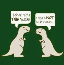 T-rex arms. Why do I love t-Rex ridicule so much! Haha Funny, Funny Cute, Funny Stuff, Random Stuff, Funny Gym, T Rex Jurassic Park, Just For Laughs, Just For You, T Rex Arms