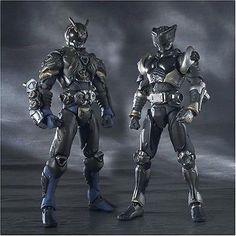 NEW Bandai SIC Vol 25 Alternative & Kamen Rider Ryuga action figure JPN PSL 17