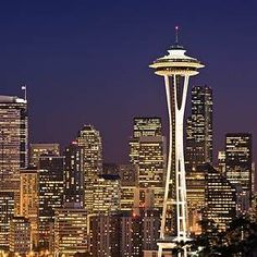 Seattle, Washington - Bing Places i so wanna go to Seattle!