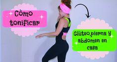 Les comparto este video donde hay una rutina de ejercicios para tonificar pierna…