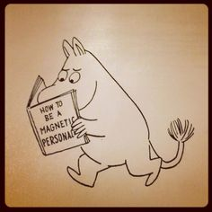 follow the Moomin
