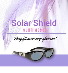 Solar Shield fitsovers go great with palm trees, beaches and resorts!