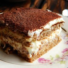 Italian Desserts, Köstliche Desserts, Delicious Desserts, Dessert Recipes, Brownie Recipe Video, Brownie Recipes, Cookie Recipes, Death By Chocolate Cake, Eat This