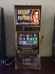 shadow panther slot machine