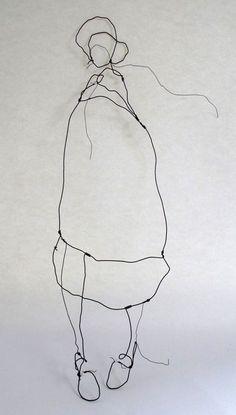 Julia Jowett, Wire Doll - Clara