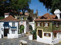 Estórias da História: 08 de Junho de 1940: Inauguração do Portugal dos Pequenitos