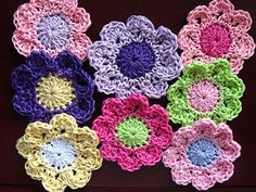 Grandma's Flower - Chicken Stitches Blog