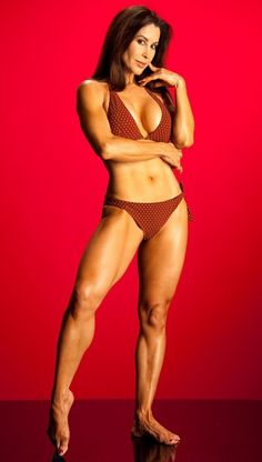 55 year old Rachel McLish - an awesome bodybuilder. http://www.weightlossworld.co.uk/sport-bodybuilding-and-fitness-supplements/