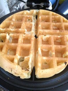 FF Adawat and their amazing waffle baker yummy jo
