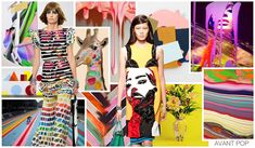 Spring Summer 2015 – Women's Top 5 Fashion Themes from Fashion Snoops Ss15 Trends, 2015 Fashion Trends, Fashion Themes, Fashion Colours, Pop Fashion, Ss15 Fashion, Fashion Spring, Celine, Fashion Forecasting