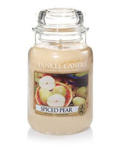 Spiced Pear Yankee Candle |♡♢