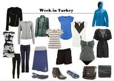 How to Pack for a Week in Turkey | edin to edin