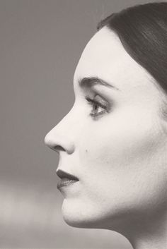 Rooney Mara / portrait #photography #perfection