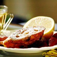 Raspberry Cheesecake Stuffed French Toast #Recipe | Safeway