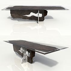 Resin Table made by riverwood.eu  Consoles Bog Oak 800-6500 years old FOR SALE office@riverwood.eu Resin Furniture, Furniture Dining Table, Dining Table Chairs, Furniture Projects, Modern Furniture, Furniture Design, Tea Table Design, Resin Table Top, Wood Store