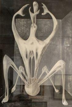 Ramses Younan, Figure, c. 1939