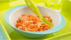 This recipe makes a good, creamy-textured fish puree - one of the best salmon recipes for babies. Toddler Meals, Kids Meals, Easy Meals, Toddler Food, Toddler Recipes, Simple Meals, Best Salmon Recipe, Salmon Recipes, Fish Recipes