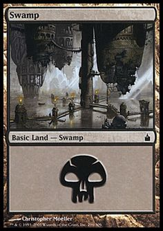 Swamp (2) ($.01) Price History from major stores - Ravnica (Foil) - MTGPrice.com Values for Ebay, Amazon and hobby stores!