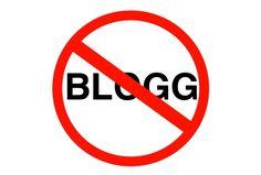 9 grunner til at dere ikke skal blogge | Kjøkkenfesten