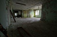 Hospital 126 | Chernobyl | Pripyat | Maternity Block |