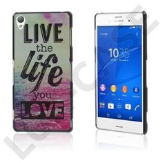 Persson (Live The Life) Sony Xperia Z3 Skal