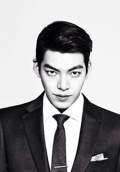 Kim woo bin (i already pin this in the other board, but i just can't resist his eye, oh come on..)