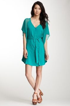 Jack Willy Lace Sleeve Dress