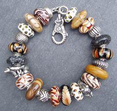 Wild thing!  Thank you Joseanna!!  A stunning bracelet!