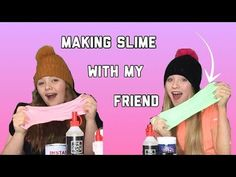 Hi Guys Welcome to another video I hope you enjoy my new video Making Slime with my Friend Please comment down below if you. Making Slime, How To Make Slime, Slime Uk, My Friend, Friends, Crazy Girls, Ireland, Guys, Amigos