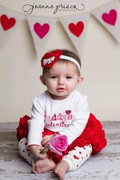 20 Cute Valentineu0027s Day Outfits For Toddlers/Babies This Year