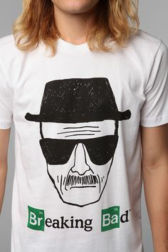 Breaking Bad Tee - Urban Outfitters