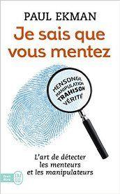 Livre Je sais que vous mentez ! : L'art de détecter ceux qui vous trompent enligne - On http://www.meibailiren.com/Lire-je-sais-que-vous-mentez-lart-de-detecter-ceux-qui-vous-trompent-enligne.html [GRATUIT].  Lire Je sais que vous mentez ! : L'art de détecter ceux qui vous trompent réserver en ligne. Vous pouvez également télécharger d'autres livres, magazines et bandes dessinées aussi. Obtenez en ligne Je sais que vous mentez ! : L'art de détecter